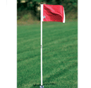 Official Soccer Corner Flags/Marker (set of 4)