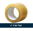 "Wrestling Mat Tape 4"" X 84' Roll"