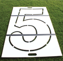 EZ Fold Number Stencil Kit
