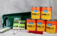 GameLine Turf Green Matching Kit