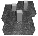 Complete 1.75 Base Anchors