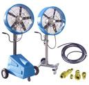 Combo (2) Fan Extreme High Pressure Misting Fan Coaches Special Package