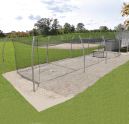 Professional Outdoor Batting Tunnel Frames