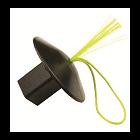 Base Plug with Optic Bristles