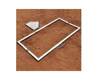 Foldable Batter's Box Template