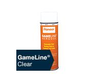 GameLine® Clear Aerosol