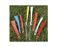 Nail Ground Markers