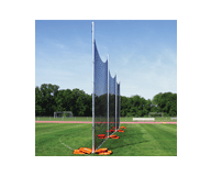 Portable Backstop System