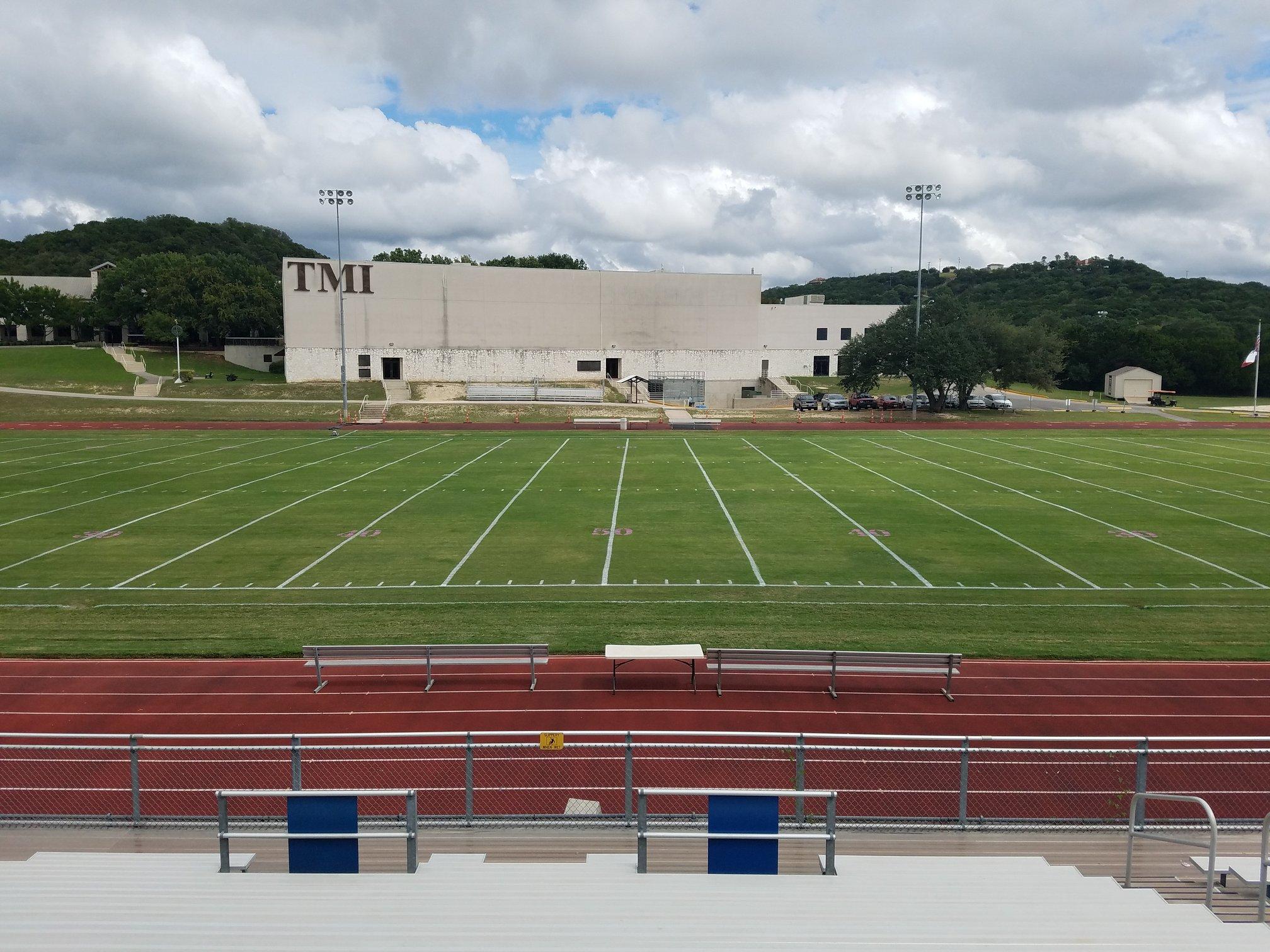 Fields Of Excellence Pioneer Athletics American Football Field Diagram Tmi The Episcopal School