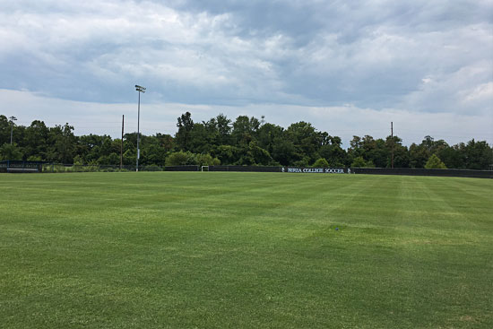 Photo of a Restored Berea College's Field
