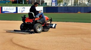 How to Drag an Infield