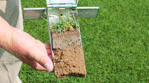 Turf TV: Soil Profile Samplers