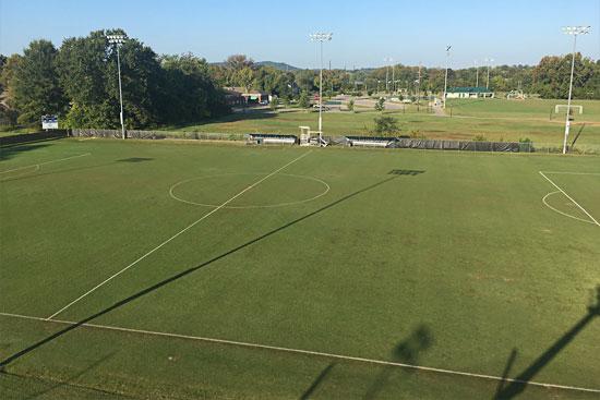 Second Photo of a Restored Berea College's Field