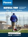 Natural Turf Maintenance Guide