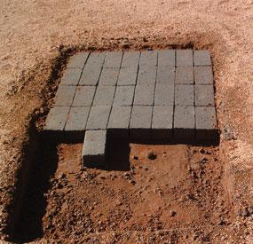 Mound Bricks