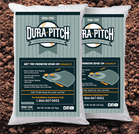 Dura Pitch Premium Mound Clay