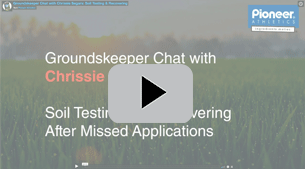 Groundskeeper Chat with Chrissie Segars