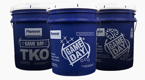 Athletic Field Marking Paints