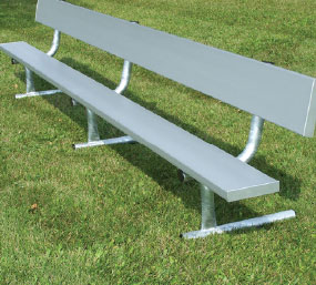 PG Portable Bench with Back