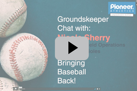 Groundskeeper Chat with Nicole Sherry