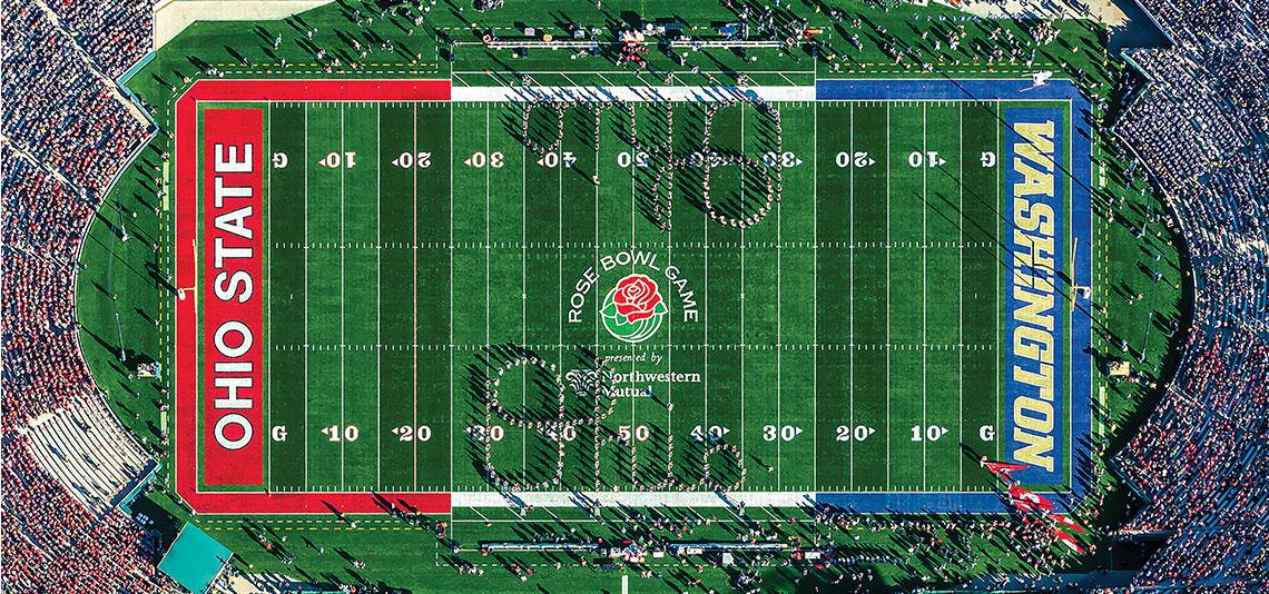 Rose Bowl 2019