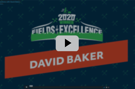 Fast 5 Questions with David Baker
