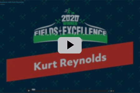 Fast 5 Questions with Kurt Reynolds