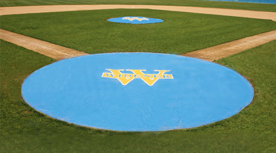Baseball Infield Covers and Mats