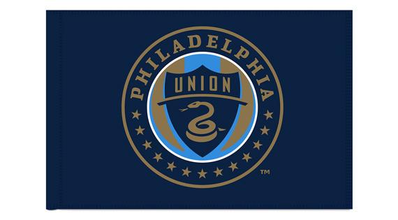 Philadelphia Union Custom Corner Flags