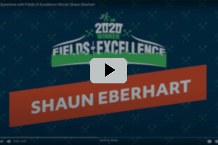 Fast 5 Questions with Shaun Eberhart