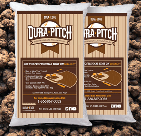 DuraPitch Professional Mound Clay