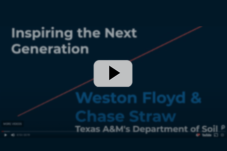 Inspiring the Next Generation: Groundskeeper Chat with Texas A&M's Dr. Chase Straw and Weston Floyd