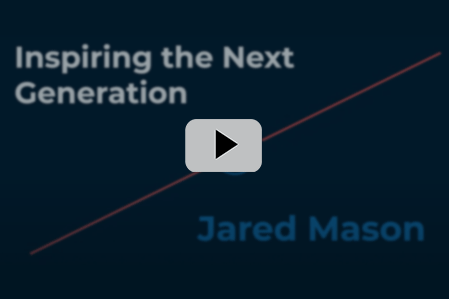 Inspiring the Next Generation: Groundskeeper Chat with Jared Mason
